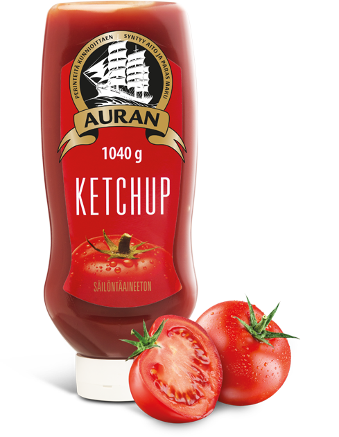 Auran Ketsuppi –Kampanja