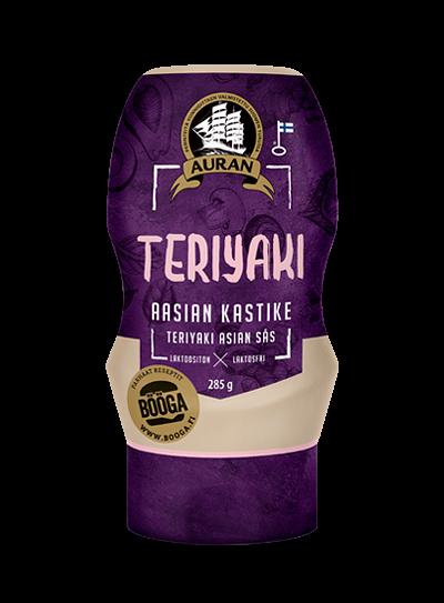 Auran Teriyaki Aasian kastike 285 g – Auran