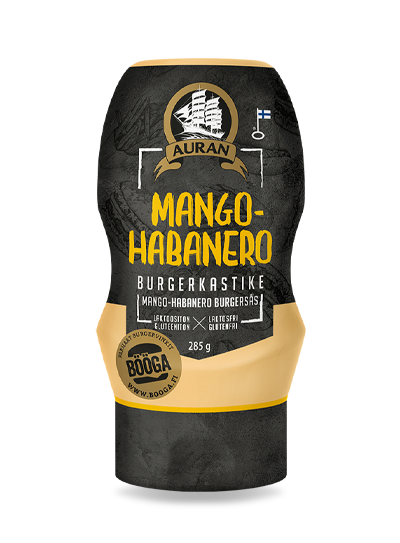 Auran Mango-habanero burgerkastike 285 g – Auran