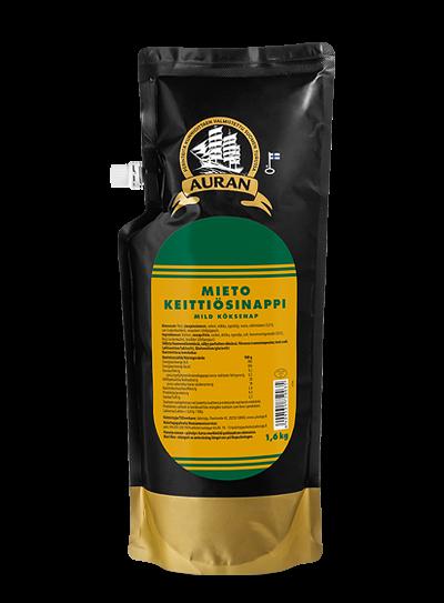 Auran Mieto Keittiösinappi 1,6 kg – Auran