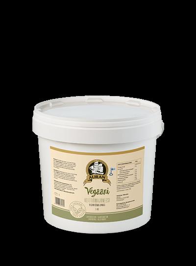 Auran Vegaaninen keittiömajoneesi 5 kg – Auran