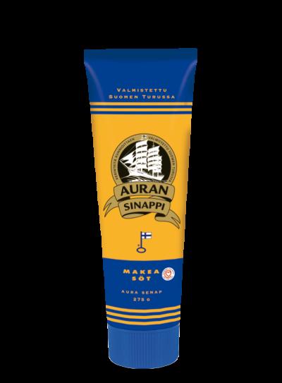 Auran Sinappi Makea 275 g – Auran