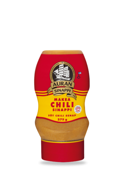 Auran Makea chili sinappi 275 g – Auran